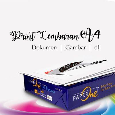 print-lembaran-a4