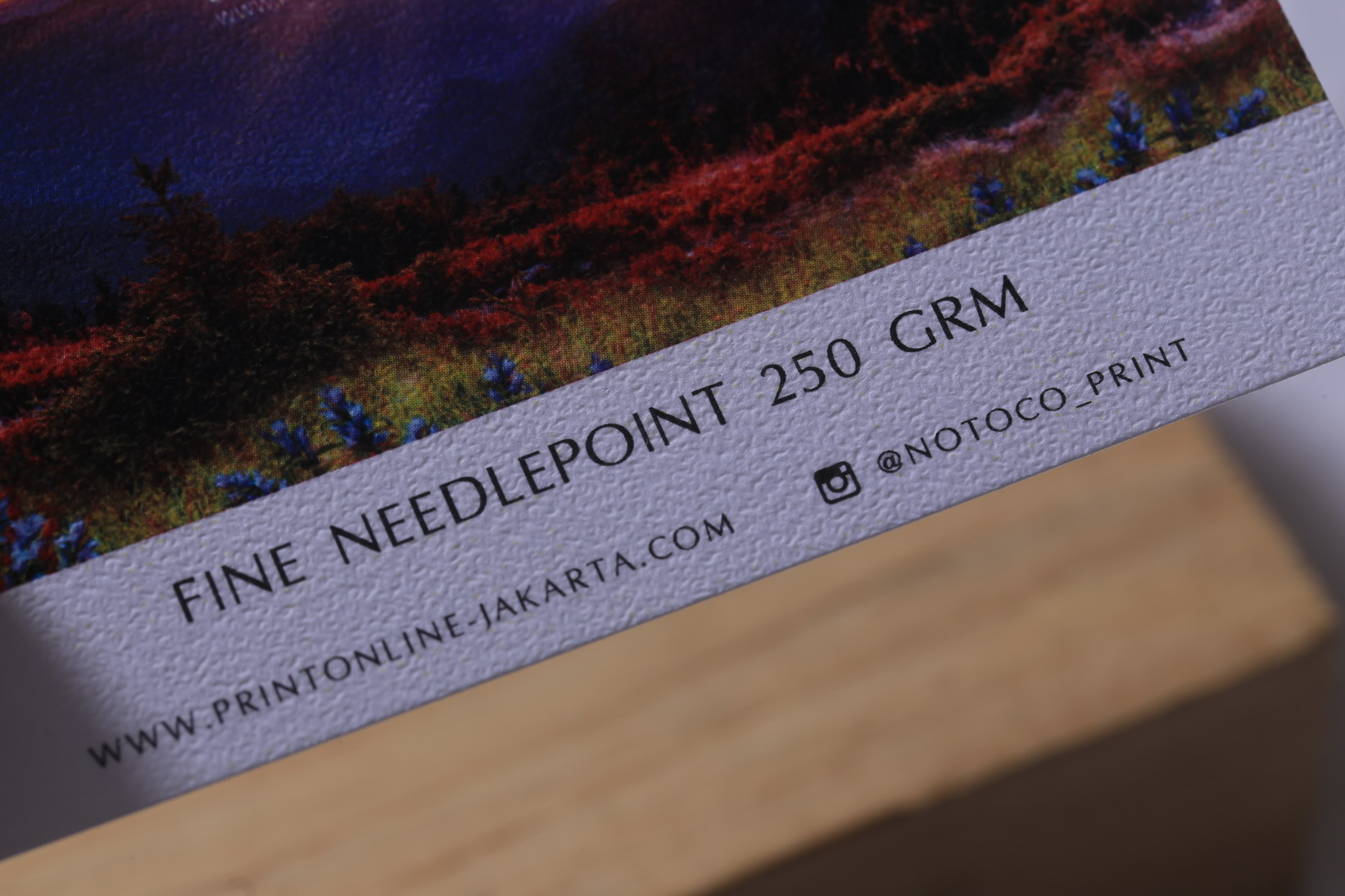 Fine Neddle Point 250 grm