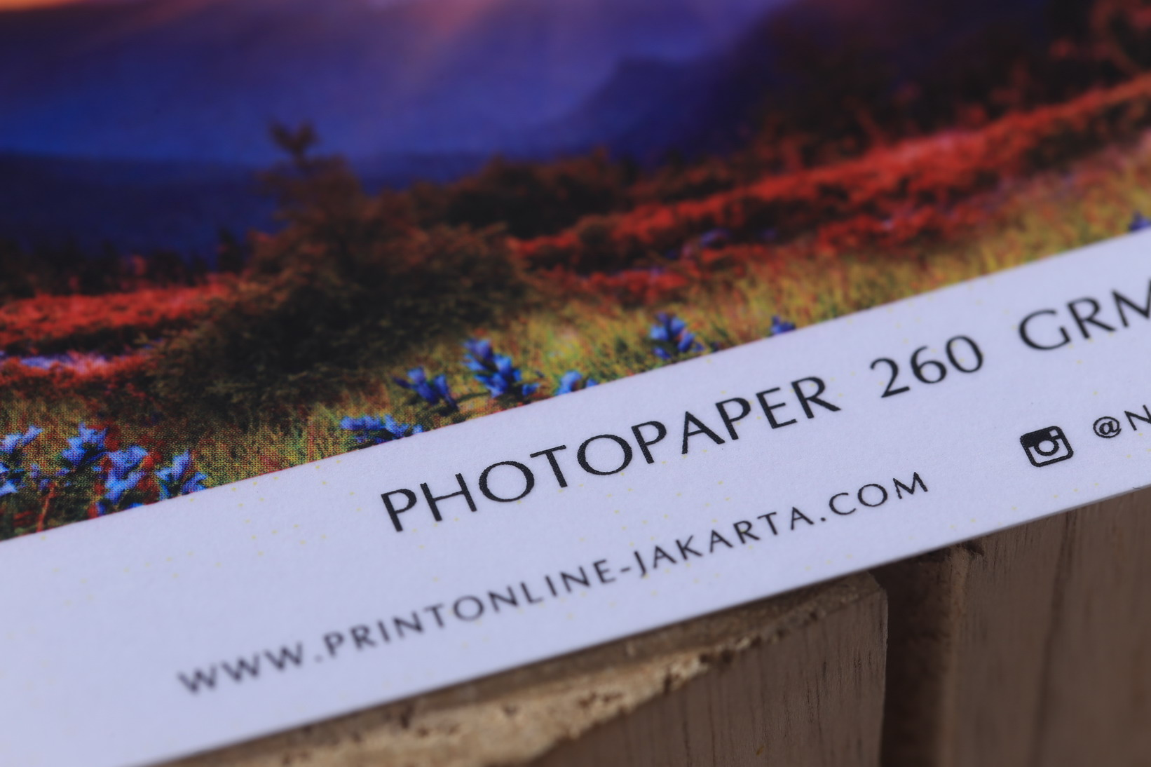 Photopaper 260 grm