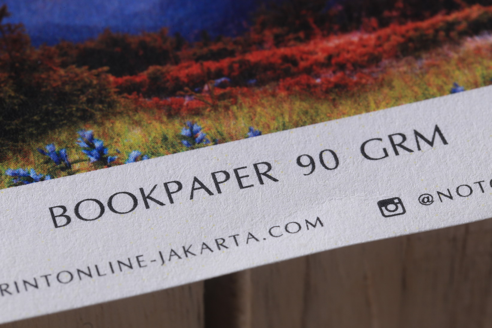 Bookpaper 90 grm