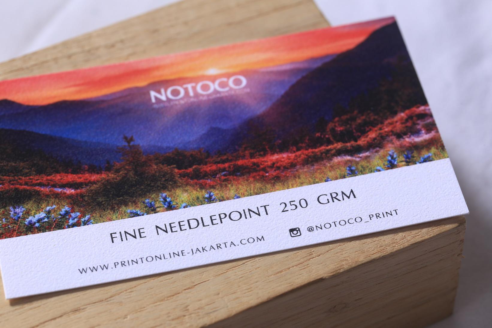 Fine Neddle Point 250 grm
