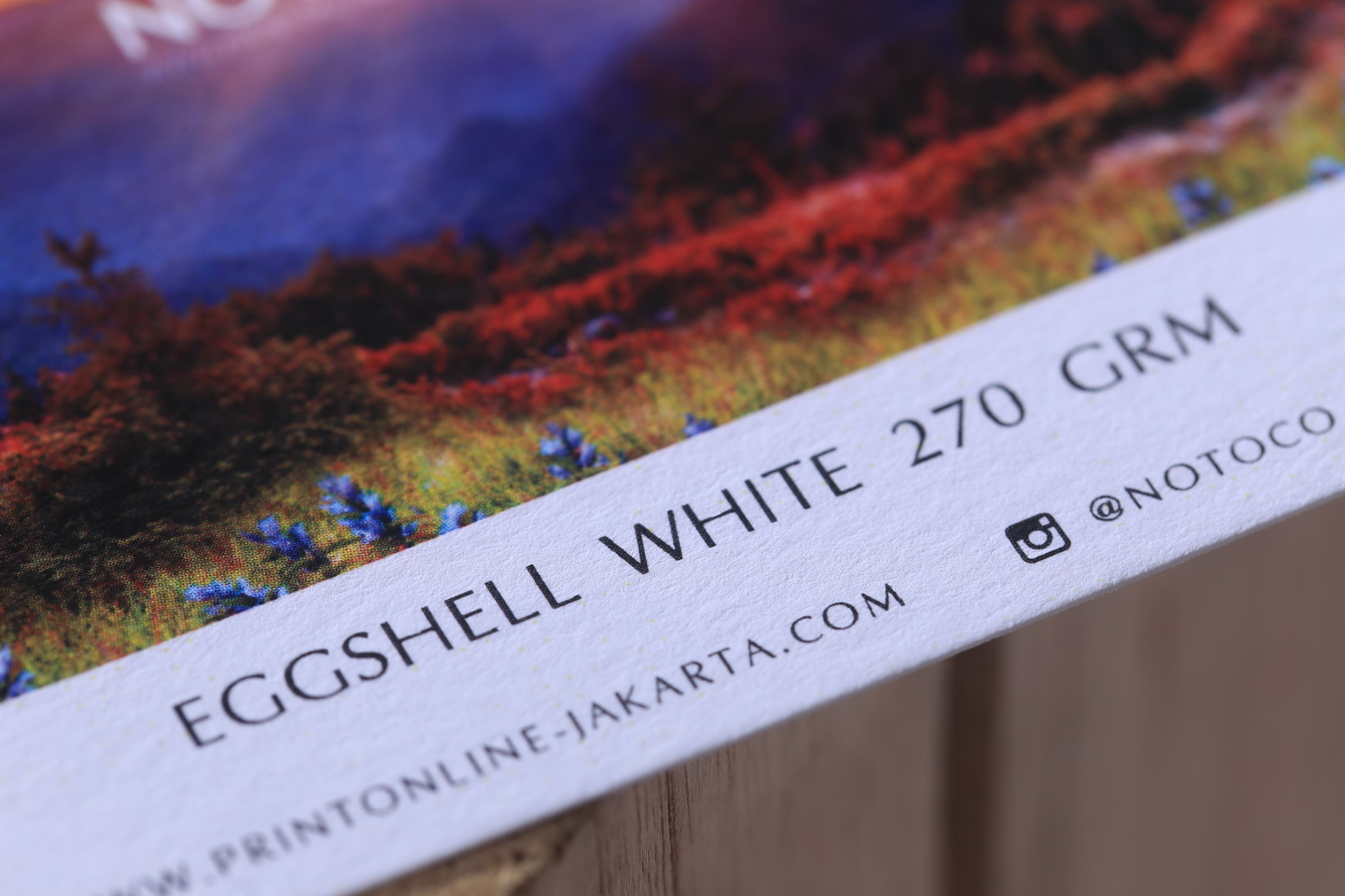 Eggshell White 270 grm